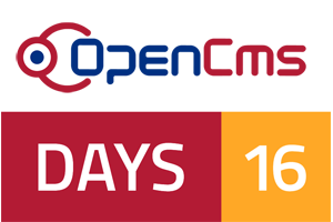 Die OpenCms Days 2016 - Save the date!