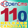 OpenCms 11 release candidate