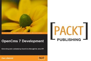 Cover of the book 'OpenCms 7 Development'